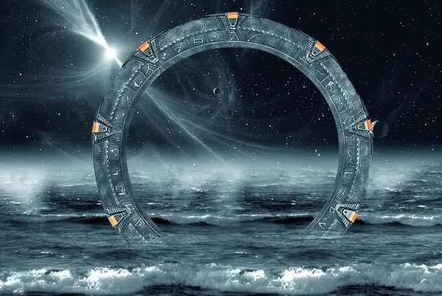 Cánh cổng trời trong các bộ phim khoa học viễn tưởng