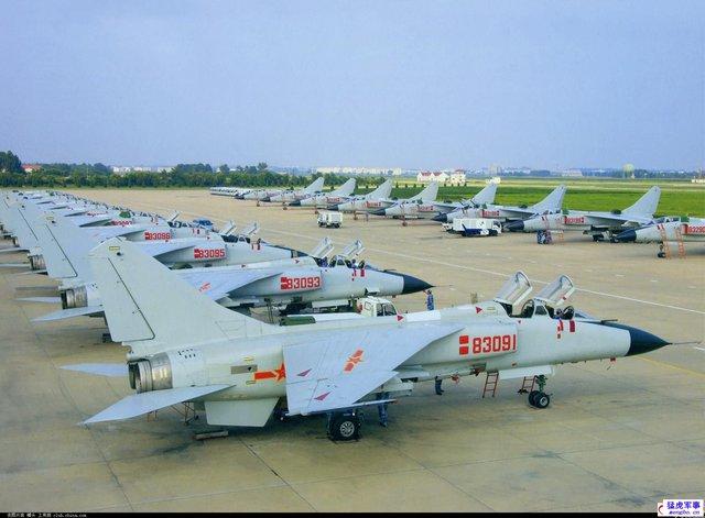 JH-7 thực hiện chuyến bay đầu tiên vào ngày 14/12/1988 và chính thức ra mắt vào năm 1992. Tính đến thời điểm năm 2014 đã có khoảng 240 chiếc được chế tạo.