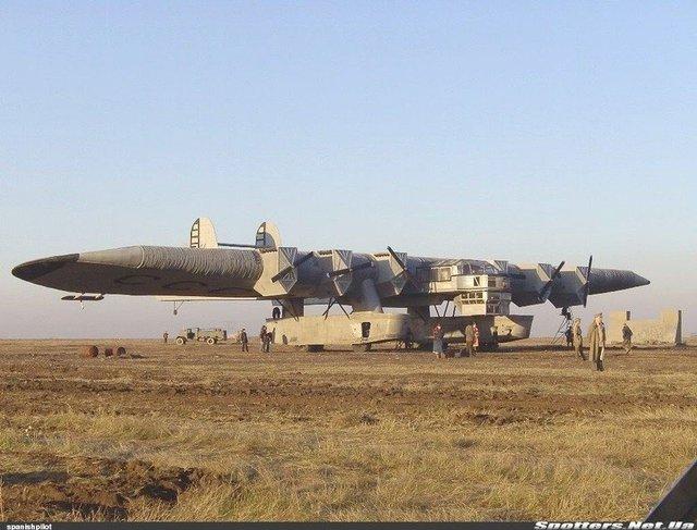 Máy bay thử nghiệm hạng nặng Kalinin K-7