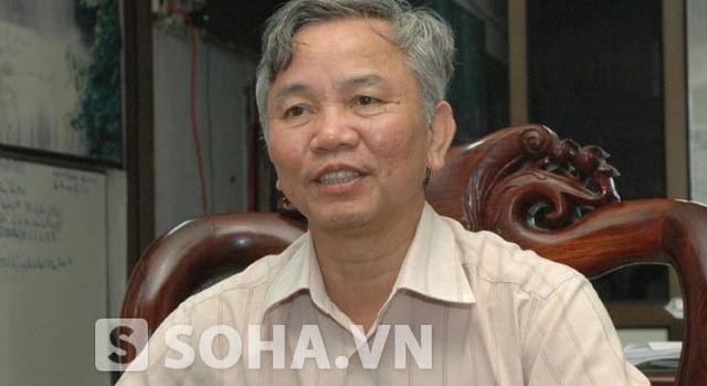 TS Vũ Thế Khanh.