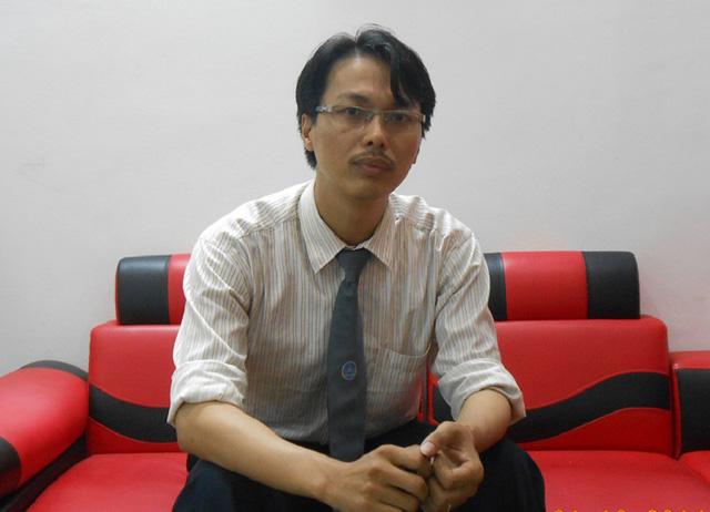 Luật sư Đặng Văn Cường (Trưởng Văn phòng luật sư Chính Pháp - Đoàn Luật sư Tp. Hà Nội)