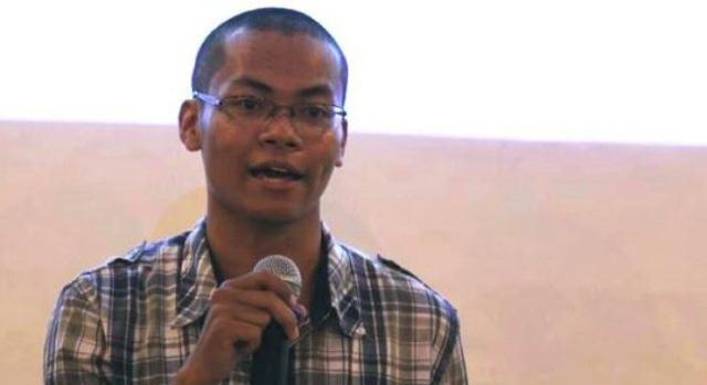 Blogger truyền thông xã hội Nguyễn Ngọc Long.