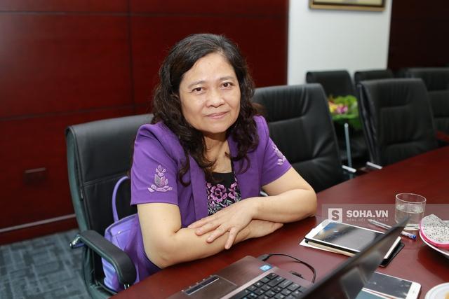PGS.TS Nguyễn Thị Lâm
