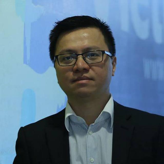 Ông Lê Quốc Minh - Tổng biên tập báo điện tử VietnamPlus