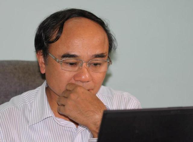 Ông Phạm Xuân Cần.
