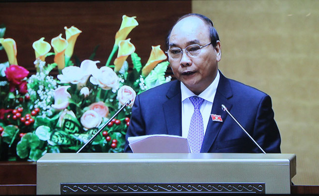 Phó Thủ tướng Nguyễn Xuân Phúc.
