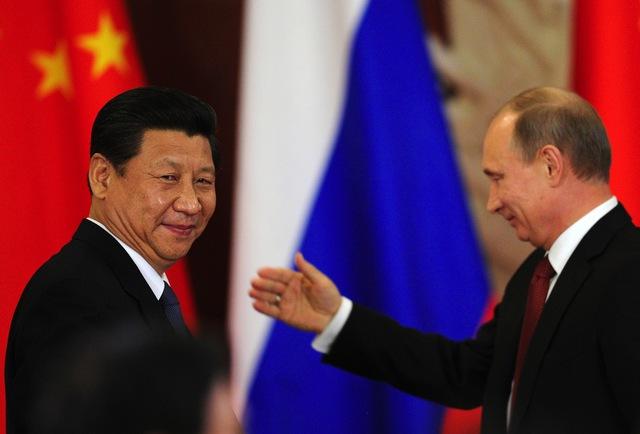 Trung Quốc đau đầu vì Triều Tiên xoay trục sang Nga?