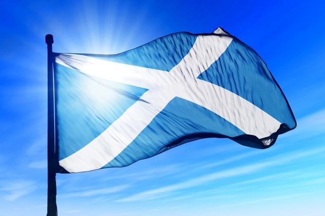 Quốc kỳ của Scotland