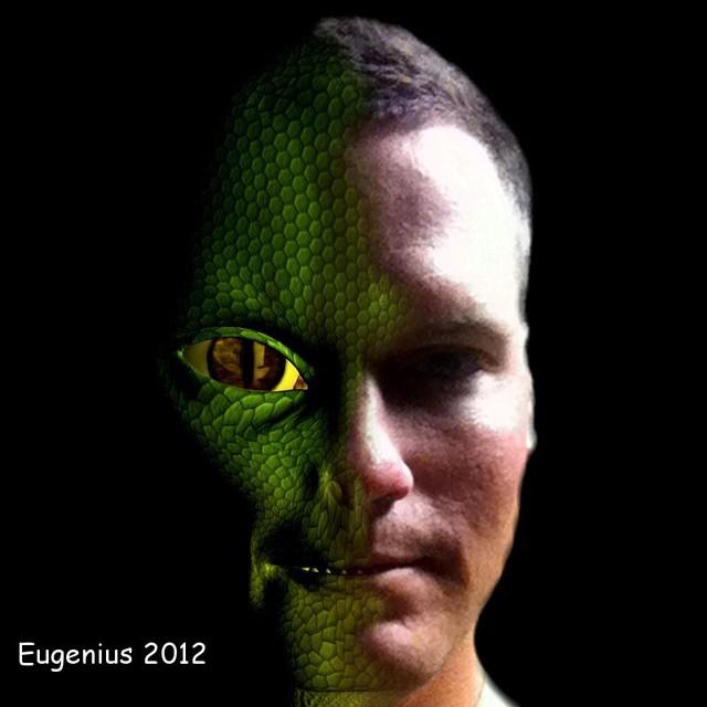 reptillian có khả năng thay đổi khuôn mặt