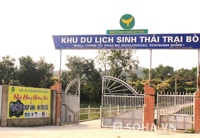 Dù chưa đăng ký kinh doanh khu du lịch tại Sở Văn hóa thể thao và du lịch Nghệ An nhưng nơi đây vẫn trưng biển là khu du lịch và bán vé cho khách vào tham quan với giá 30 nghìn đồng/1 lượt khách.