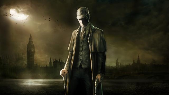 Sherlock Holmes của thành sương mù London (ảnh minh họa)