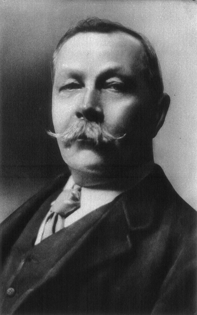 Sir Arthur Conan Doyle (1859 - 1930). Ảnh: Wikipedia