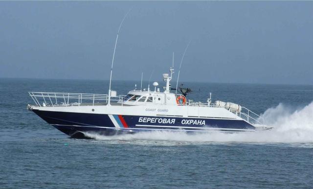 Tàu tuần tra cao tốc thuộc đề án 12150 Mongoose.