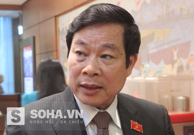 Bộ trưởng Bộ Thông tin và Truyền thông Nguyễn Bắc Son.