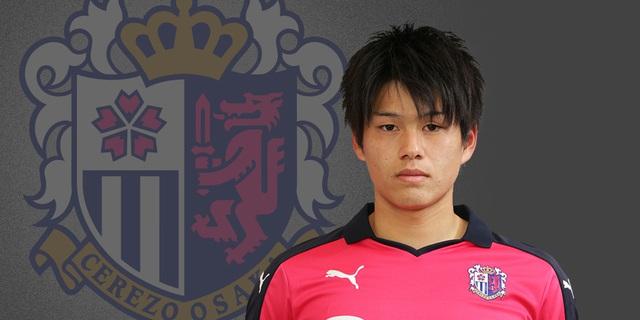 Takeru được các CĐV Cerezo Osaka đặt nhiều niềm tin.
