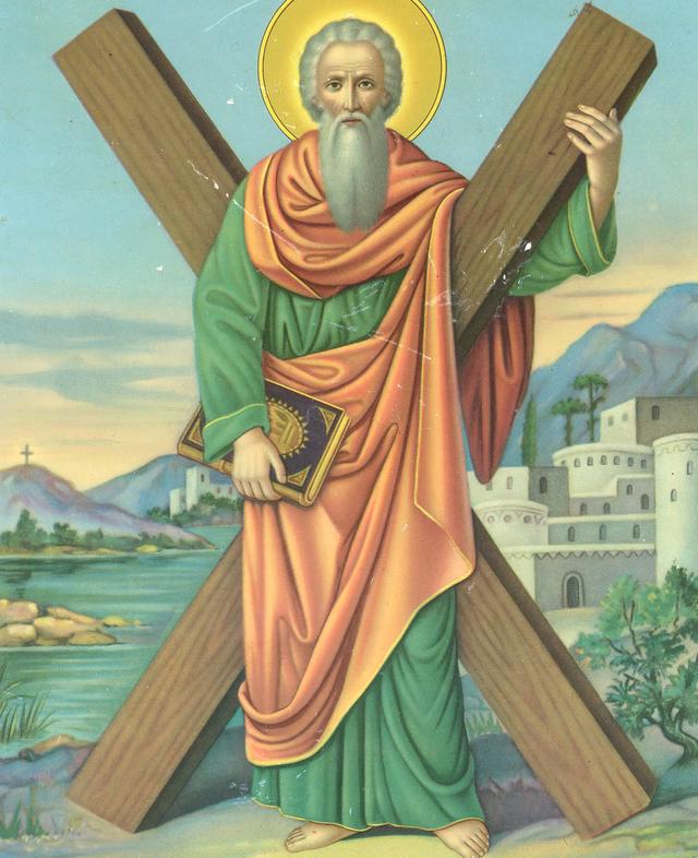 Thánh Andrew