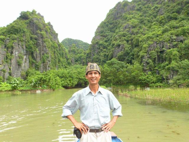 Thầy giáo của các học trò Olympia Nguyễn Đức Thạch