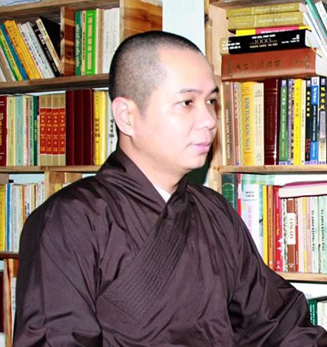 Đại đức Thích Thanh Thắng.
