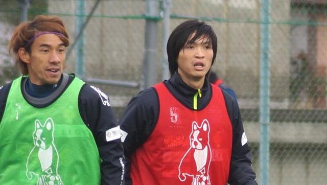 Tuấn Anh thích nghi khá tốt tại Yokohama FC.