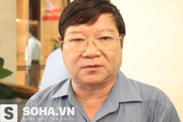 Đại biểu QH Lê Như Tiến.