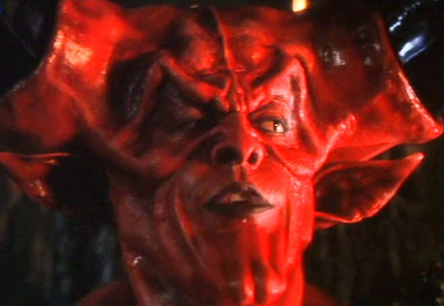 Chân dung Satan