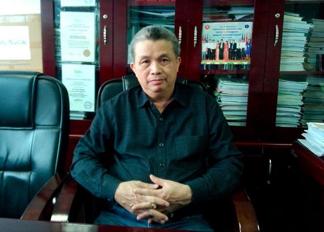 Ông Trần Đáng – Nguyên Cục Trưởng Cục An toàn thực phẩm (Nguồn ảnh: Internet)