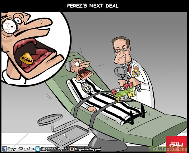 Real Madrid quyết lấy Pogba