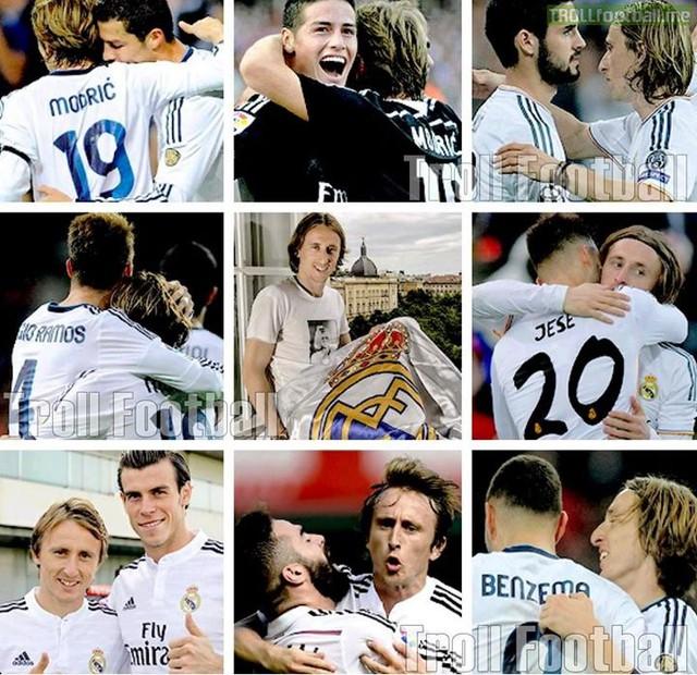 Ai cũng nhớ Modric