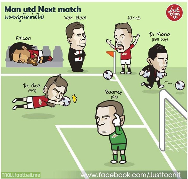 Van Gaal định chơi trò gì với Man United