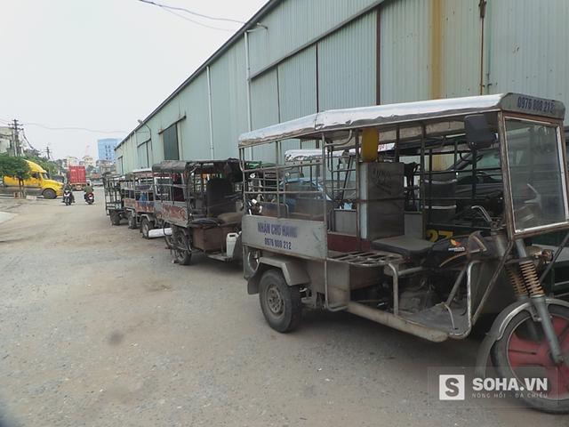Qua 5 ngày thực hiện Đội thương binh tình nguyện đã phối hợp với lực lượng chức năng thu giữ hơn 20 chiếc xe giả danh thương binh