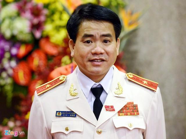 Ông Nguyễn Đức Chung. Ảnh: Zing.vn