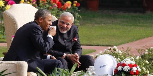 """Trung Quốc cho rằng Mỹ muốn lôi kéo Ấn Độ và đã """"nhắc nhở"""" New Delhi."""