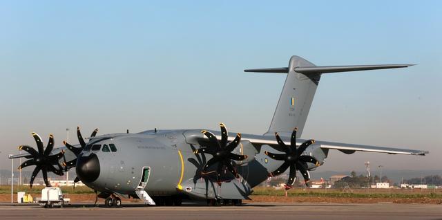 Máy bay vận tải A400M của Không quân Malaysia