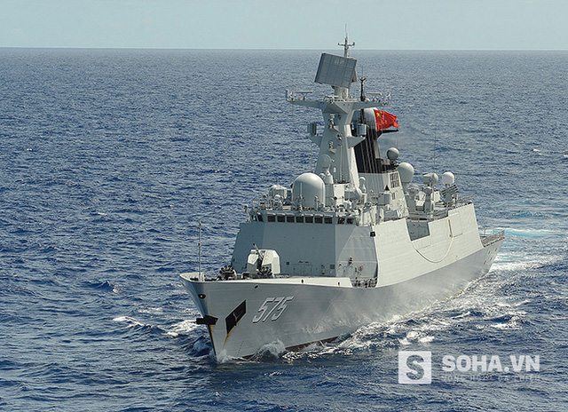 Khinh hạm Type 054A.