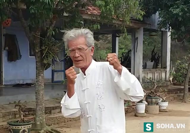 Võ sư Phi Long kể lại trận đánh với võ sĩ Lam Chinh.