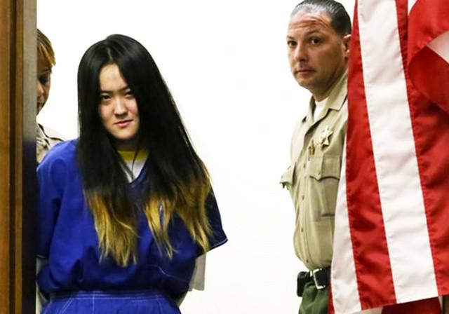 Yunyao Zhai lĩnh án 13 năm tù.