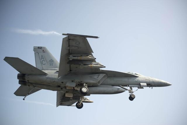 Tiêm kích F-18E Super Hornet