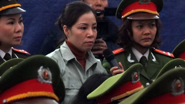 Nữ tử tù Nguyễn Thị Huệ bất ngờ mang thai trong thời gian chờ thi hành án tử