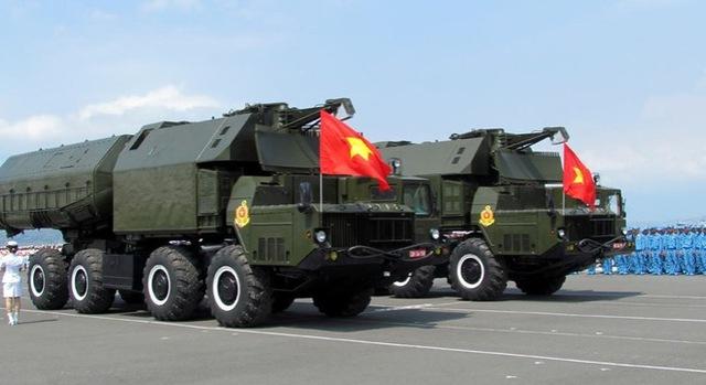 Đôi nét về lực lượng tên lửa bờ Việt Nam - Ảnh 3.