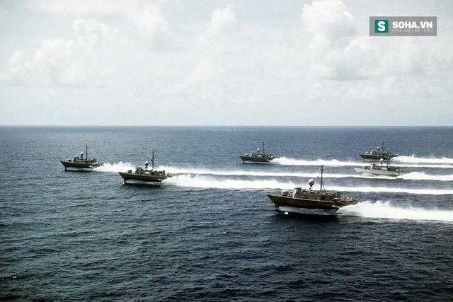 Biên đội tàu PHM của Hải quân Mỹ
