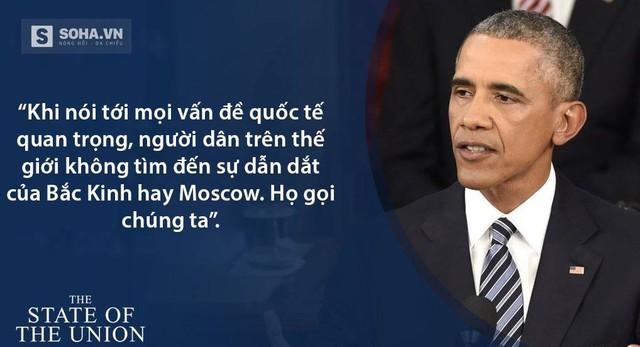 >>> Obama tung con số chứng minh Bắc Kinh và Moscow hoàn toàn lép vế