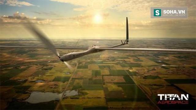 Dự án SkyBender của Google nhằm phủ sóng 5G tại các cùng xa xôi của nước Mỹ.