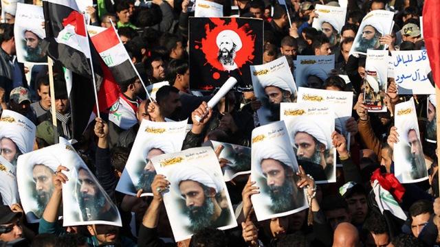 Căng thẳng giữa Saudi Arabia và Iran là một thách thức đối với Thổ Nhĩ Kỳ. Ảnh: AFP