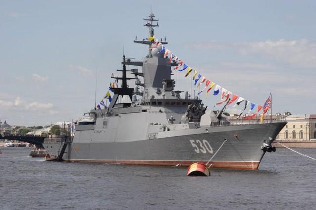 Tàu hộ vệ chủ lực lớp 20380 Steregushy.