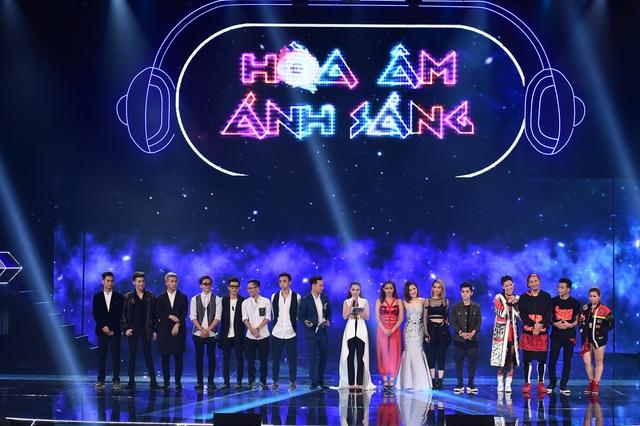 Kết quả chính thức của The Remix – Hòa âm ánh sáng 2016 sẽ được công bố vào đêm gala trao giải diễn ra vào tối ngày 27/03.