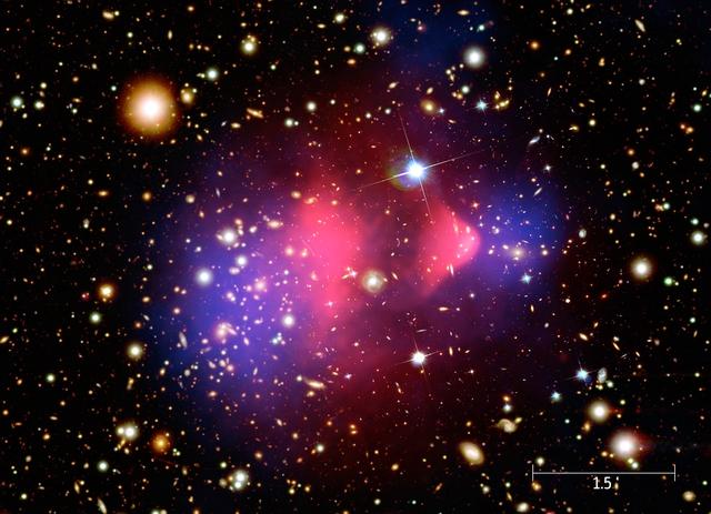 Hơn 70 năm nay, các nhà vũ trụ học nhất trí rằng lí thuyết về lực hấp dẫn chỉ giải thích được các hiện tượng quan sát trong phạm vi Hệ Mặt trời của chúng ta mà thôi.