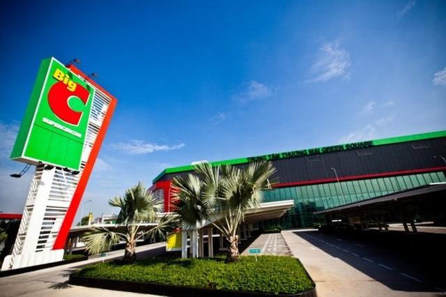 Đại gia Thái Lan chạy đua mua lại hệ thống Big C tại Thái Lan và Việt Nam