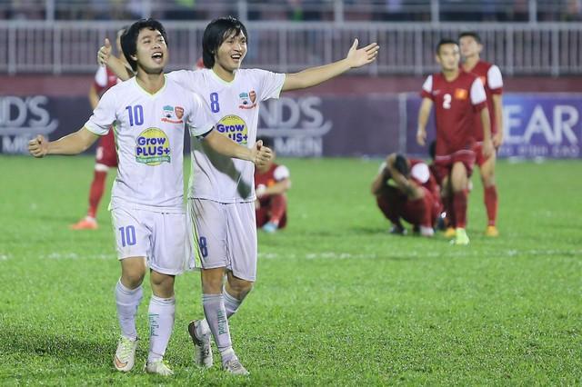 Đã gả cả Công Phượng lẫn Tuấn Anh sang Nhật, nhưng HAGL hiện vẫn đang nợ lương các cầu thủ.