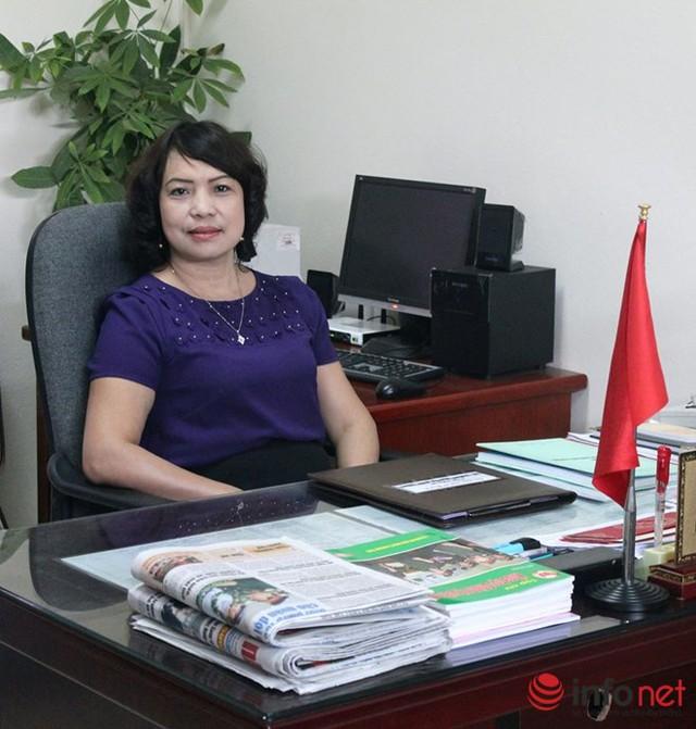 TS. Nguyễn Thị Tố Quyên – Phó trưởng khoa Xã hội học (Học viện Báo chí và Tuyên truyền)