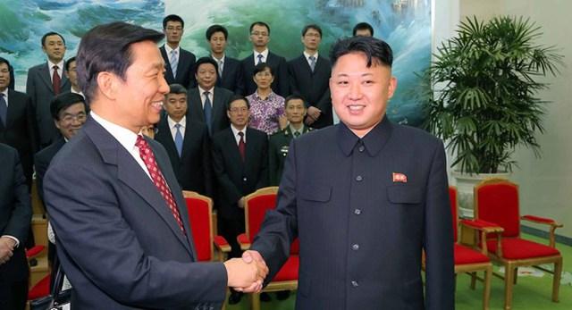 Trung Quốc từ lâu đã không gặp mặt Chủ tịch Kim Jong-un.
